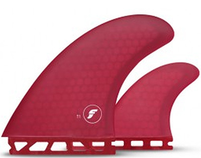 Futures Fins T1 Twin - Free Shipping